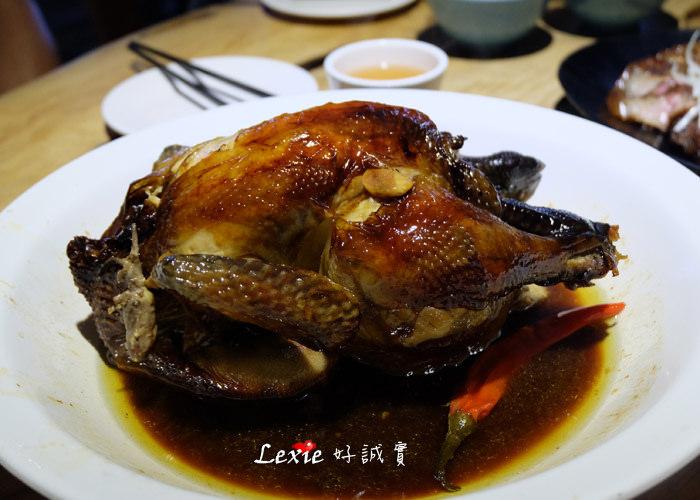 食記【花蓮】鳳林 月盧食堂 梅子雞 客家菜 內行人的山中美味(菜單)