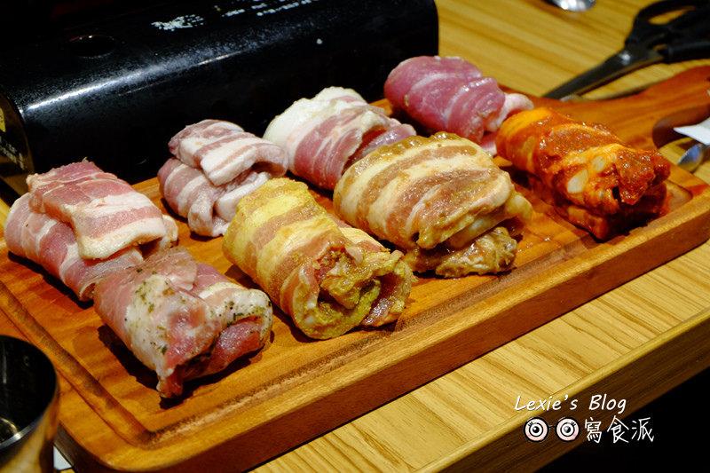 【韓式烤肉】東區啾哇嘿呦新搬家,八色烤肉單點吃到飽都有!菜單menu