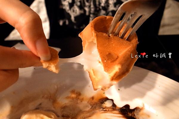 食記【台北】超愛的咖啡廳 立裴米緹,咖啡麻糬鬆餅都銷魂