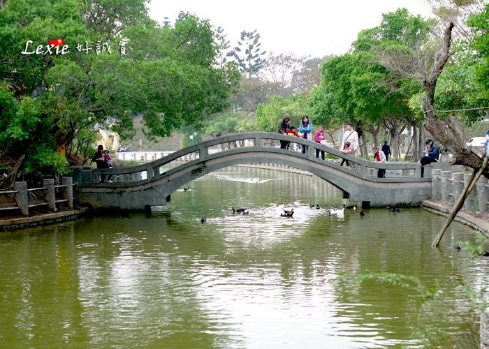 旅遊【林口】林口中正體育園區志清湖 長庚大學對面 遛狗散步野餐好去處