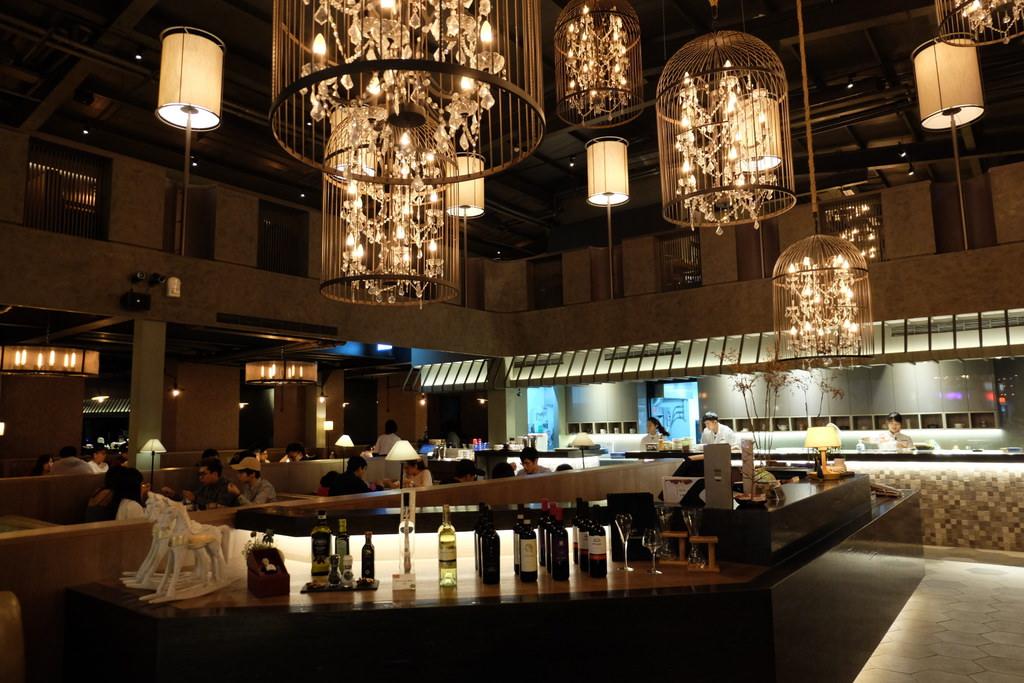 食記【台中】公益路NINI尼尼義大利麵餐廳,環境美東西好吃CP值不錯!