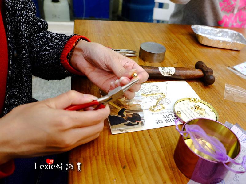 旅遊【林口】新北觀光工廠 光淙金工藝術館,適合親子旅遊DIY或情侶小旅行