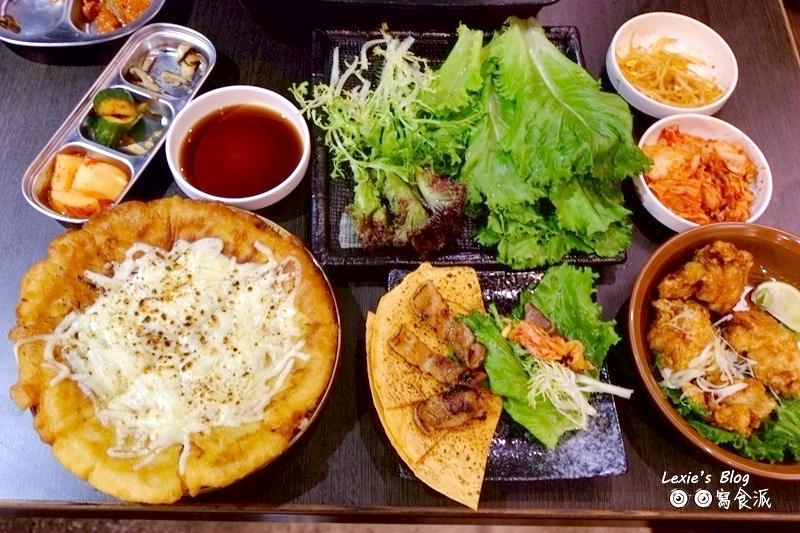 食記【台北】HAKKAI八戒韓食,單點韓式烤肉,行天宮美食推薦