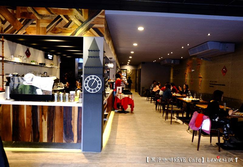 黑浮咖啡楠梓REVE-Cafe11