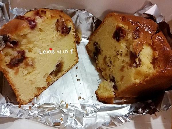 手邑-英式酒漬水果條蛋糕1