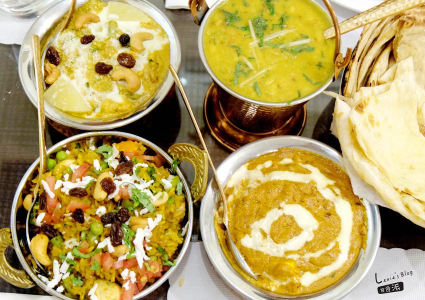 食記【台北】品印度大安區印度料理,素食印度菜新選擇,突破你的印象