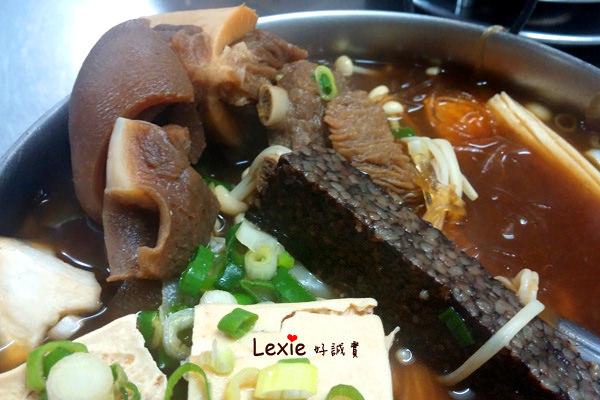 羊腸羊肉火鍋9
