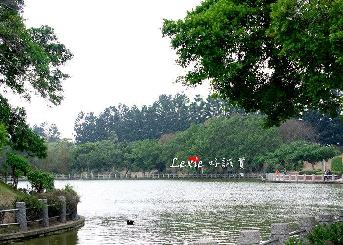 林口中正體育園區志清湖2