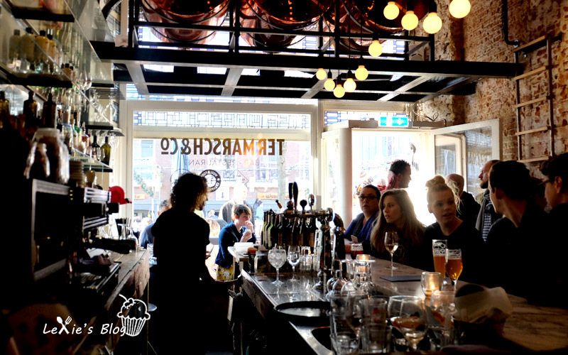 【荷蘭自助9天】鹿特丹餐廳美食推薦-必吃漢堡Ter Marsch & Co
