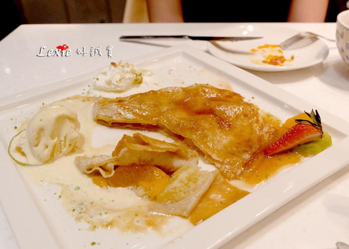 法孚Cafe-v鹹甜薄餅17