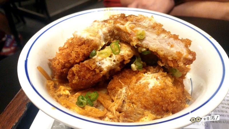 食記【台北】吉豚屋 京站B3美食廣場 日本第一名丼飯我覺得還好 (菜單menu價格)