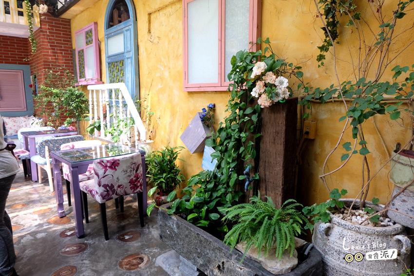 D.G. Café大稻埕迪化街花園咖啡廳002.jpg