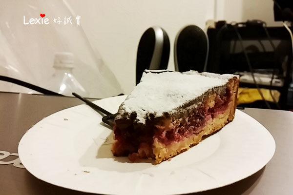 深夜裡的法國手工甜點6