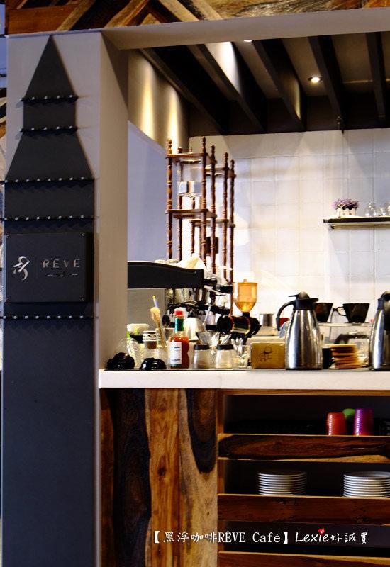 黑浮咖啡楠梓REVE-Cafe15