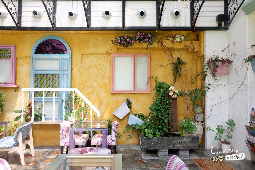D.G. Café大稻埕迪化街花園咖啡廳006.jpg