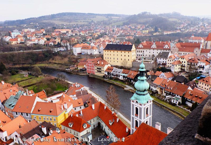 旅遊【捷克】庫倫洛夫Český Krumlov(CK小鎮) 景點介紹