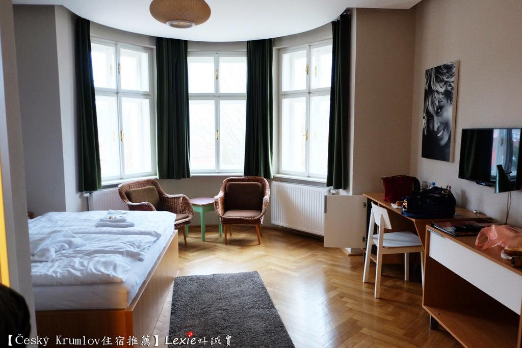旅遊【捷克】庫倫洛夫Český Krumlov(CK小鎮)住宿推薦 Villa Beatika