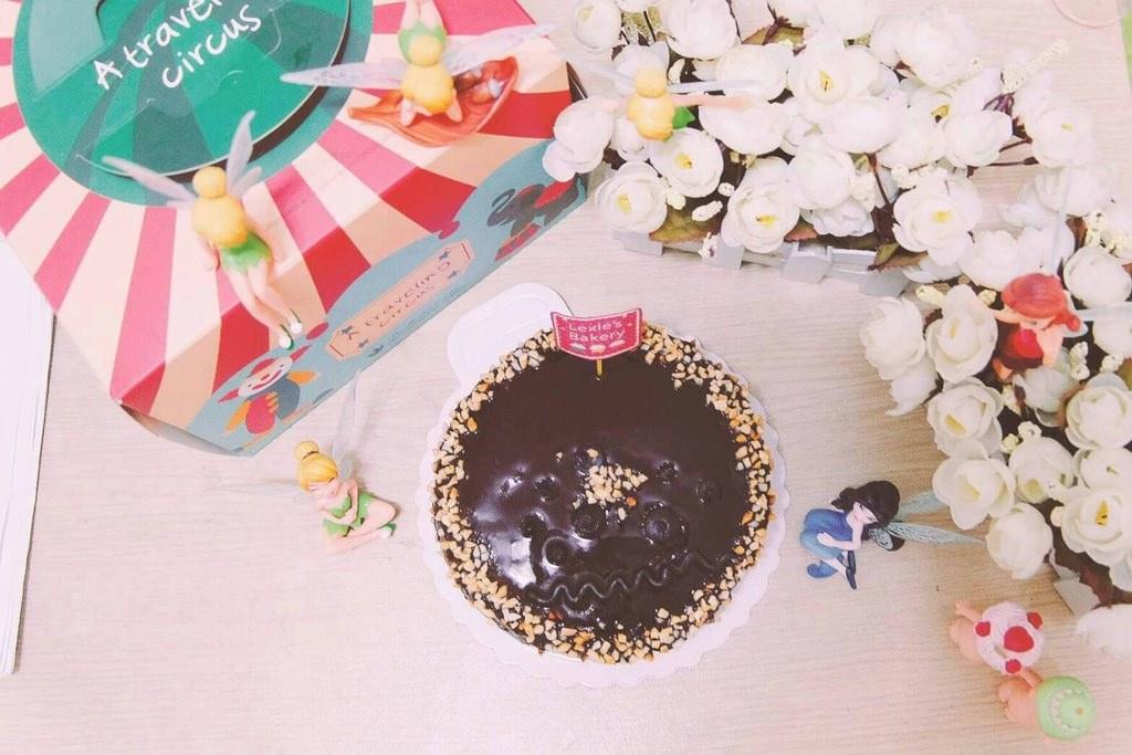 食譜【蛋糕】鏡面巧克力奶油棉花蛋糕 生日蛋糕