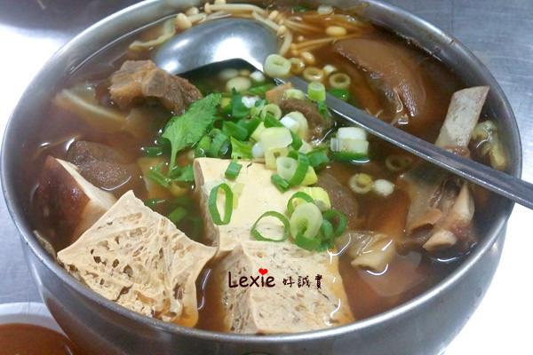 羊腸羊肉火鍋11