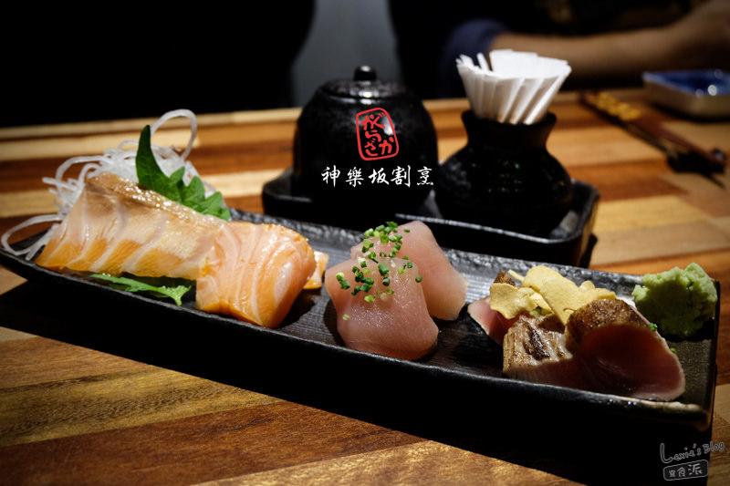 食記【台北】神樂坂割烹,令我感動不已的精緻料理/六張犁日本料理推薦(菜單menu價位)