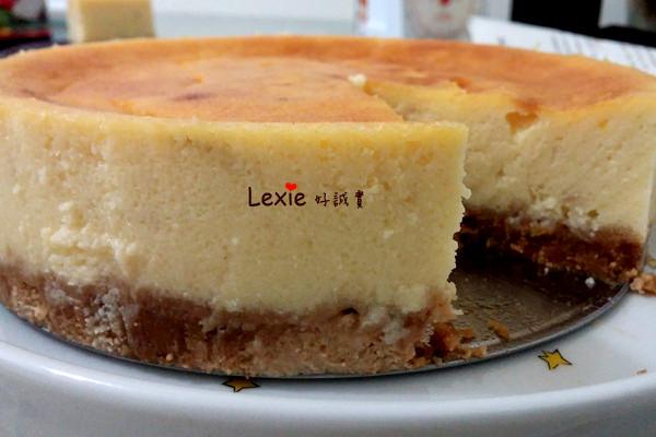 重乳酪蛋糕DIY4