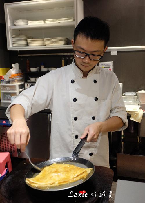 法孚Cafe-v鹹甜薄餅20