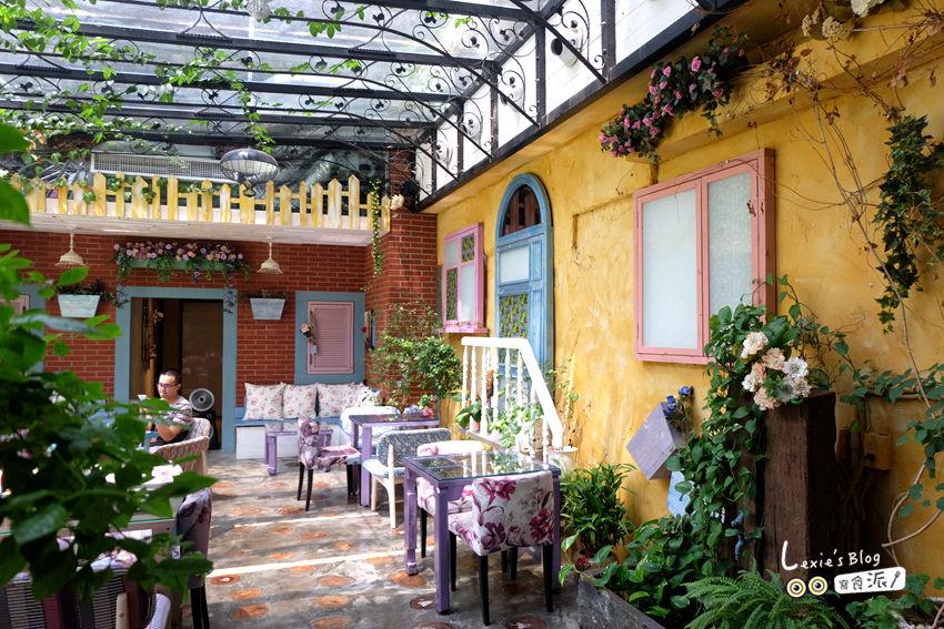 D.G. Café大稻埕迪化街花園咖啡廳001.jpg