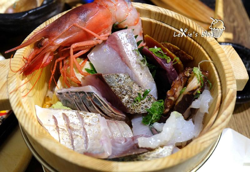 食記【台北】肥貓漁夫,產地直送的豪華海鮮丼飯,台北晴光市場日本料理(菜單menu)