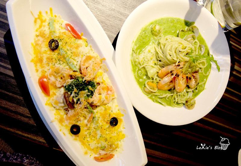 【慶城街美食】洋城義大利餐廳/南京復興捷運站美食餐廳推薦(menu菜單)