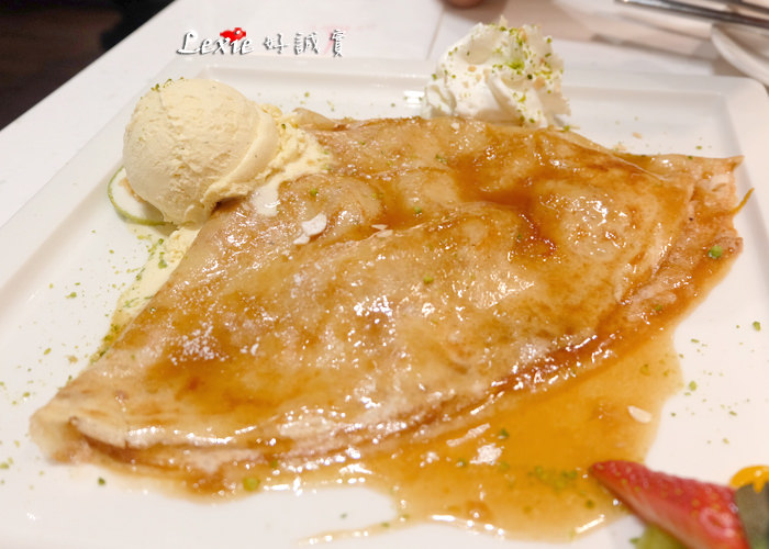 法孚Cafe-v鹹甜薄餅19